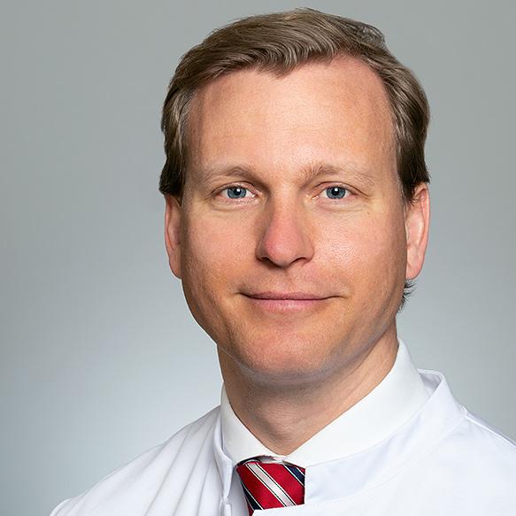 PD Dr. med. Peter Lüdike