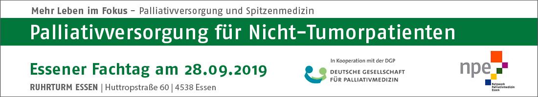 NPE – Fachtag 2019 im Ruhrturm Essen