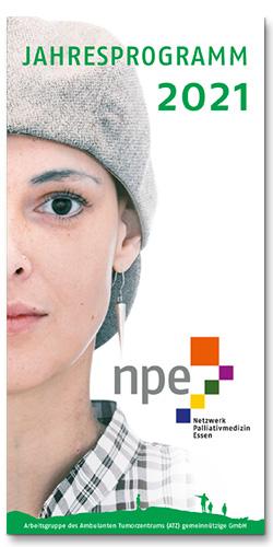Jahresprogramm Netzwerk Palliativmedizin Essen