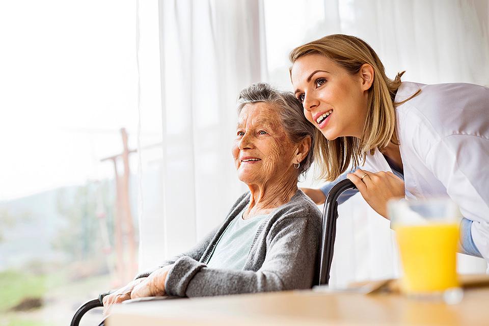 NPE – Patienteninfo – Wissenswertes zu Palliativ und Hospiz